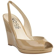 nude wedges @Jess Liu-Lauren