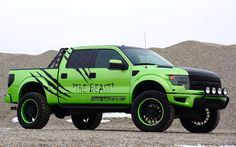 "2014 ford raptor to draw | 2014 GeigerCars Ford F-150 SVT Raptor ""The Beast"" - Static - 1 ..."
