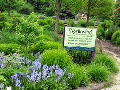 Roy Diblik's plantings at Northwind Perennial Farm in Burlington, WI