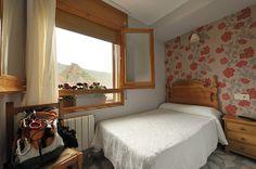 Habitación individual con vistas, cama de 1,05 m.