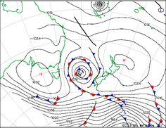 Tasman Sea - New Zealand Rain Radar - Weather Radar Imagery, Rain Forecasts and more from MetService.com