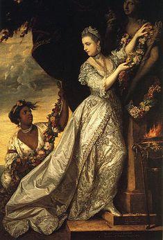 Resultado de imagen de spanish eighteenth century fashion