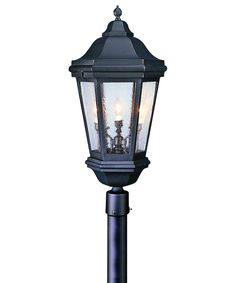 Troy Lighting Verona 3 Light Post Light with Seedy Glass Matte Black Outdoor Lighting Post Lights Post Lights Troy Lighting, Fence Lighting, Outdoor Lighting, Verona Collection, Outdoor Post Lights, Lantern Post, Bronze Patina, Thing 1, Candelabra Bulbs