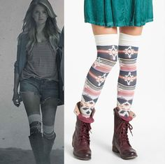malia teen wolf outfits - Google Search
