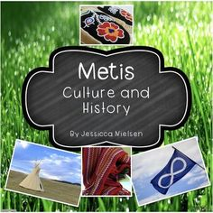 Metis: Culture and Traditions by The Third Grade Zoo Aboriginal Language, Aboriginal Education, Indigenous Education, Canadian Culture, Canadian History, Teaching Culture, Comic Book Template, Social Studies Curriculum, Sequencing Cards