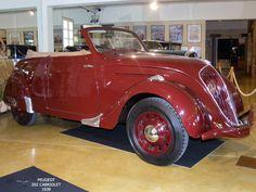PEUGEOT CABRIOLETS ET DECOUVRABLES 1930-1983 Peugeot France, Cabriolet, Planes, Trains, Boats, Antique Cars, Bike, Vehicles, Motors