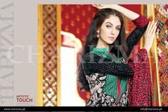 Charizma witner collection vol-3 2015 leather peach silk linen winter season winter clothes Fashion collection available at all leading stores across the nation from 8th December onwards #karachi #lahore #islamabad #Multan #Faislabad #Quetta #peshawar #Pakistan