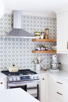 the coco kelley kitchen remodel reveal | white light open modern farmhouse kitchen