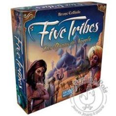 Five Tribes - jeu Days of wonder