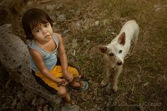 Divine and Her Dog by ejsabandal  李忠仁, via Flickr Street Photography, Dogs, Art, Art Background, Pet Dogs, Kunst, Doggies, Performing Arts, Art Education Resources