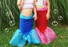 Adorable Mermaid Tails