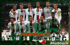 Nazionale Portogallo - Euro 2012