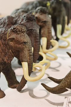 Wooly Mammoth [Papo]