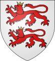 Arms of the seigneurs de Craincourt.