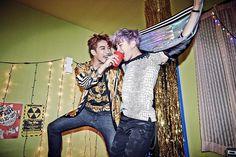 2PM's Jun.K and Junho