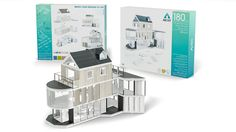Competition: Dezeen has teamed up with Arckit to give away five modelling kits from its new series.