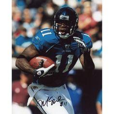 "Mike Sims-Walker Jacksonville Jaguars Fanatics Authentic Autographed 8"" x 10"" Running Ball Vertical Photograph - $4.99"