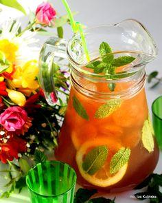 Sugar Free Desserts, Impreza, Iced Tea, Mango, Food And Drink, Dinner, Drinks, Healthy, How To Make