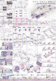 portfolio ideas for architecture students Concept Board Architecture, Architecture Portfolio Layout, Architecture Presentation Board, Architecture Panel, Architecture Diagrams, Architectural Presentation, Social Housing Architecture, Presentation Board Design, Urban Design Diagram