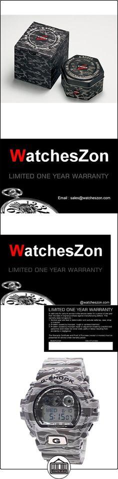 Casio De los hombres G SHOCK CAMO Digital Deporte Cuarzo Reloj (Modelo de Asia) GD-X6900TC-8D  ✿ Relojes para hombre - (Gama media/alta) ✿