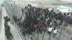 Storming Spain's Razor-Wire Fence: Europe Or Die (Episode 1) Preview Image