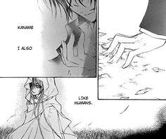 Kuran Kaname & The Hooded Woman (Vampire Knight)