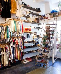 Consignment Shops in San Francisco – Best Thrift Shops | Check out this guide to the best consignment shops in San Francisco. Refinery29 rounds up the best Bay Area consignment boutiques. #refinery29 http://www.refinery29.com/san-francisco-consignment-boutiques