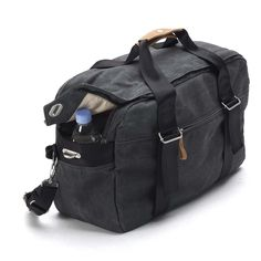 Qwstion - Weekender Washed Black