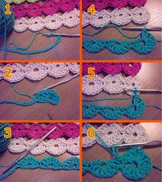Watch This Video Beauteous Finished Make Crochet Look Like Knitting (the Waistcoat Stitch) Ideas. Amazing Make Crochet Look Like Knitting (the Waistcoat Stitch) Ideas. Crochet Diy, Crochet Motifs, Crochet Stitches Patterns, Love Crochet, Learn To Crochet, Crochet Crafts, Yarn Crafts, Crochet Flowers, Crochet Projects