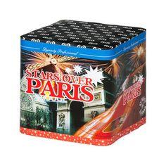 Stars over Paris #firework #21