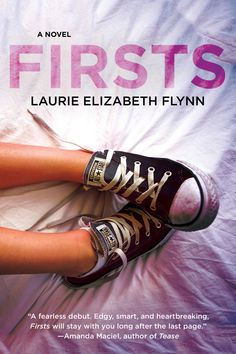 Firsts by Laurie Elizabeth Flynn | Author Interview | Miss Riki