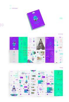 Creación y diseño de un festival realizado para el trabajo final de la carrera de Diseño Gráfico