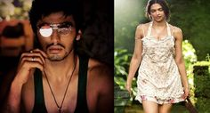 First look of Deepika Padukone and Arjun Kapoor in their upcoming movie Finding Fanny #FindingFanny #FirstLook