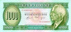 1000 Gold Money, Hungary, Budapest, Flag, Memories, History, Country, Tv, Money