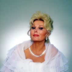 zsa zsa gabor | Don't see what you like? Customize Your Frame