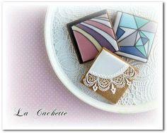 Sweets Art, Lace Cookies, Enamel, Accessories, Vitreous Enamel, Enamels, Tooth Enamel, Glaze, Jewelry Accessories