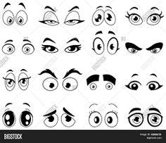 Resultado de imagen para ojos animados tiernos