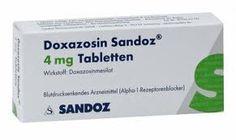 Doxazosin apartine unui grup de medicamente cunoscut ca blocante ale receptorilor alfa-adrenergici http://www.medpont.ro/medicamente/doxazosin-prospect/