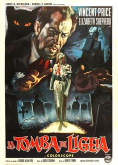 The Tomb of Ligeia (1964) (Italy)