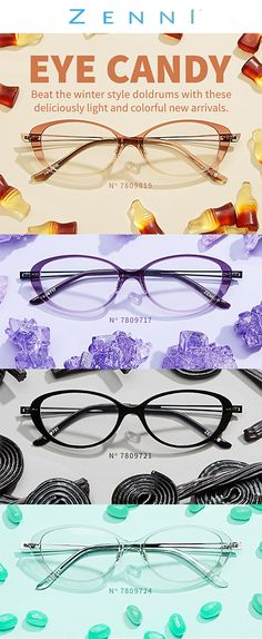 9292af66036 Add some flavor to your fashion! Fashion Eye Glasses