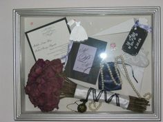 Last name shadow box Personalized Wedding shadow box Gift for newlyweds Remembrance gift -Mr Wedding shower gift gift and Mrs