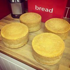 Classic Madeira Birthday Cake Recipe - She Who Bakes
