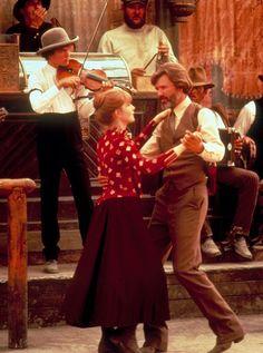 "Kris Kristofferson, Isabelle Huppert in ""Heaven's Gate"" (1980). DIRECTOR: Michael Cimino."