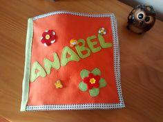 Quiet Book com capa personalizada   @ateliemadrica