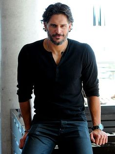 Joe Manganiello...you know :)