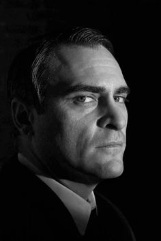 Joaquin Phoenix (1974) - American actor, music video director, producer, musician, and social activist. Photo by Brigitte Lacombe