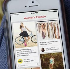 Paid advertising is coming to Pinterest.