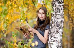 Фотосессия на природе осенью – отличный способ избавиться от скуки!