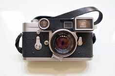 my 1964's Leica M3 + 1960's Summilux 35mm V1 Steel Rim