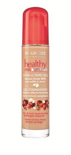 Amazon.com : Bourjois Fond de Teint Healthy Mix Extension Serum Foundation for Women, # 55 Beige Fonce, 1 Ounce : Foundation Makeup : Beauty